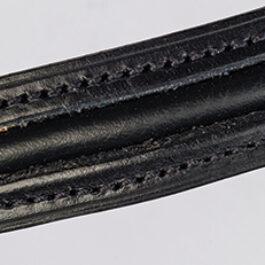 Fairfax Performance Double Bridle plain - TIJDELIJK NIET LEVERBAAR!