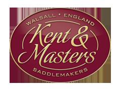 Kent & Masters ponyclub veelzijdigheids zadel