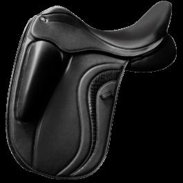 Fairfax Friesian saddle